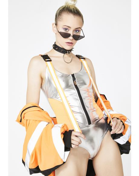 Interstellar Barb Reflective Bodysuit
