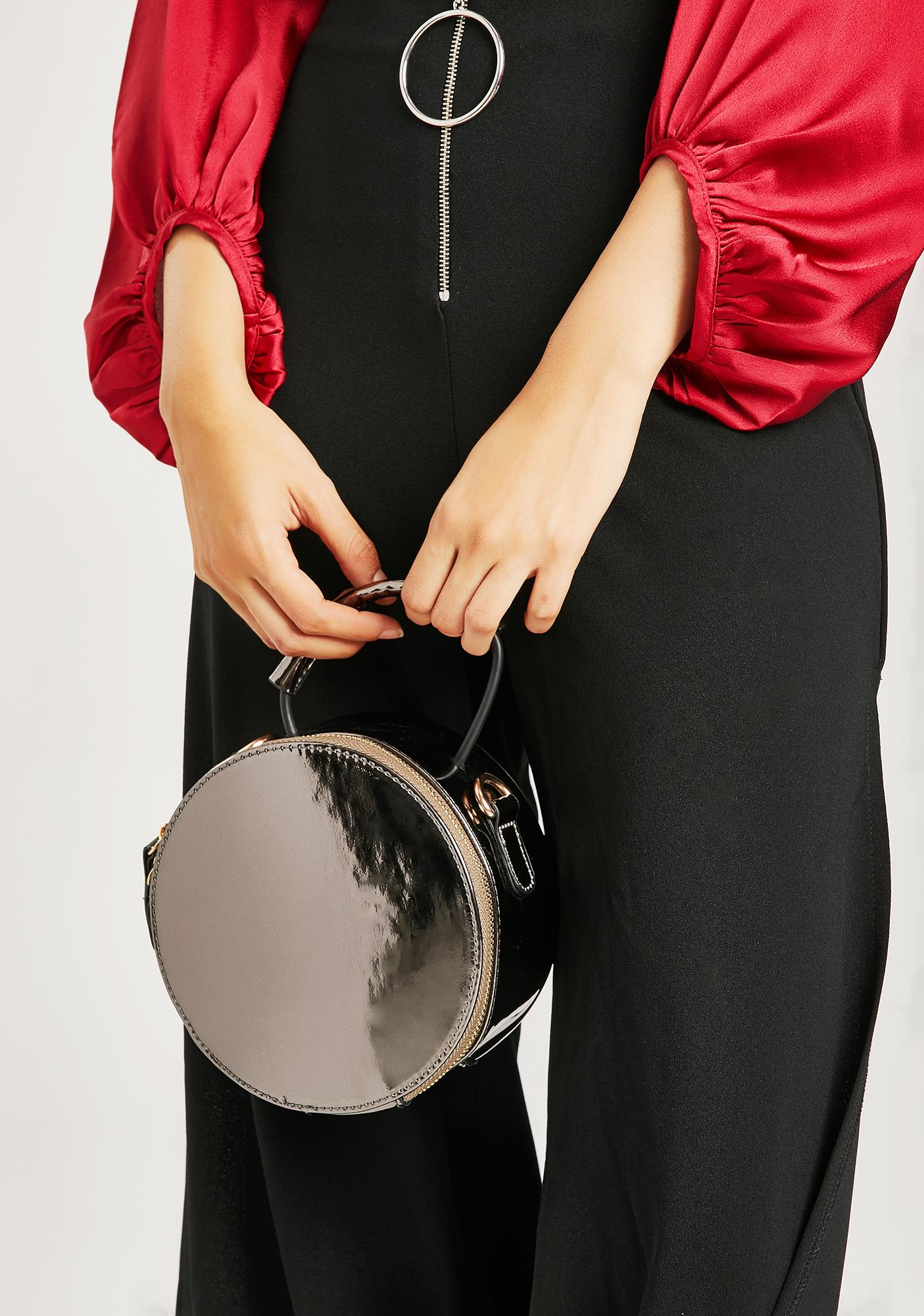 Round It Out Circle Bag