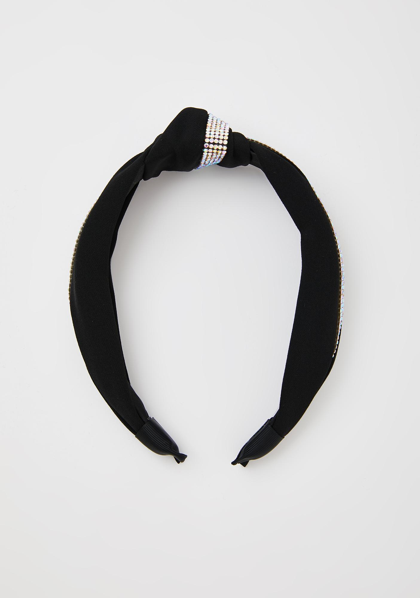 Love Knots Rhinestone Headband
