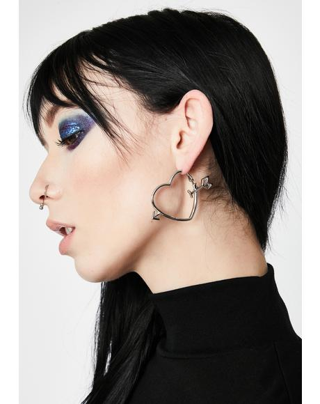 New Crush Everyday Hoop Earrings