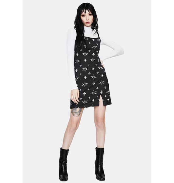 HOROSCOPEZ Designer Only Mini Dress