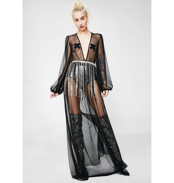 Oh My Goddess Sparkle Skirt