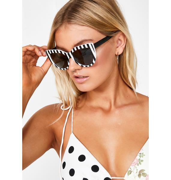 Replay Vintage Sunglasses Diva Delinquent Cat-Eye Sunglasses