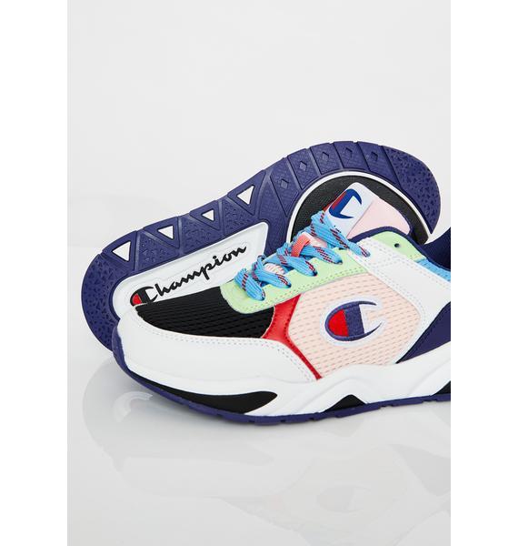 Champion Icy 93Eighteen Block Sneakers
