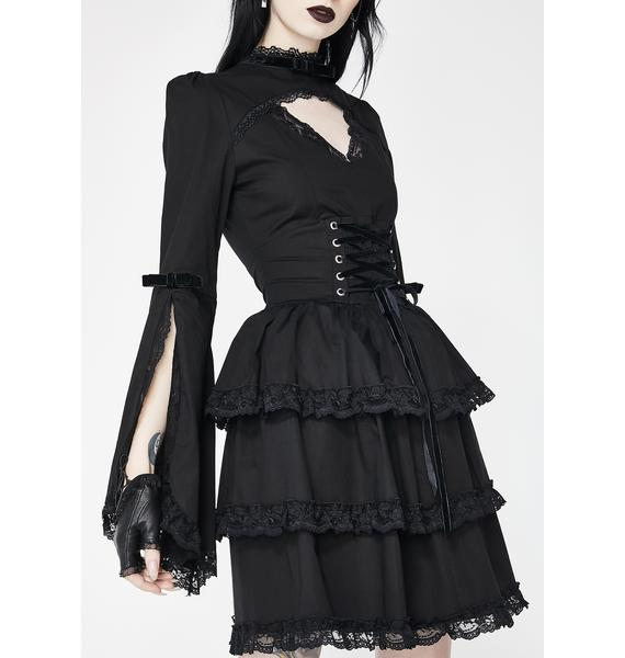 Killstar Tomiko Lolita Dress