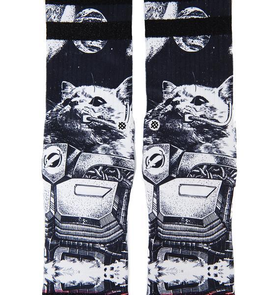 Stance Punker Skunker Crew Socks
