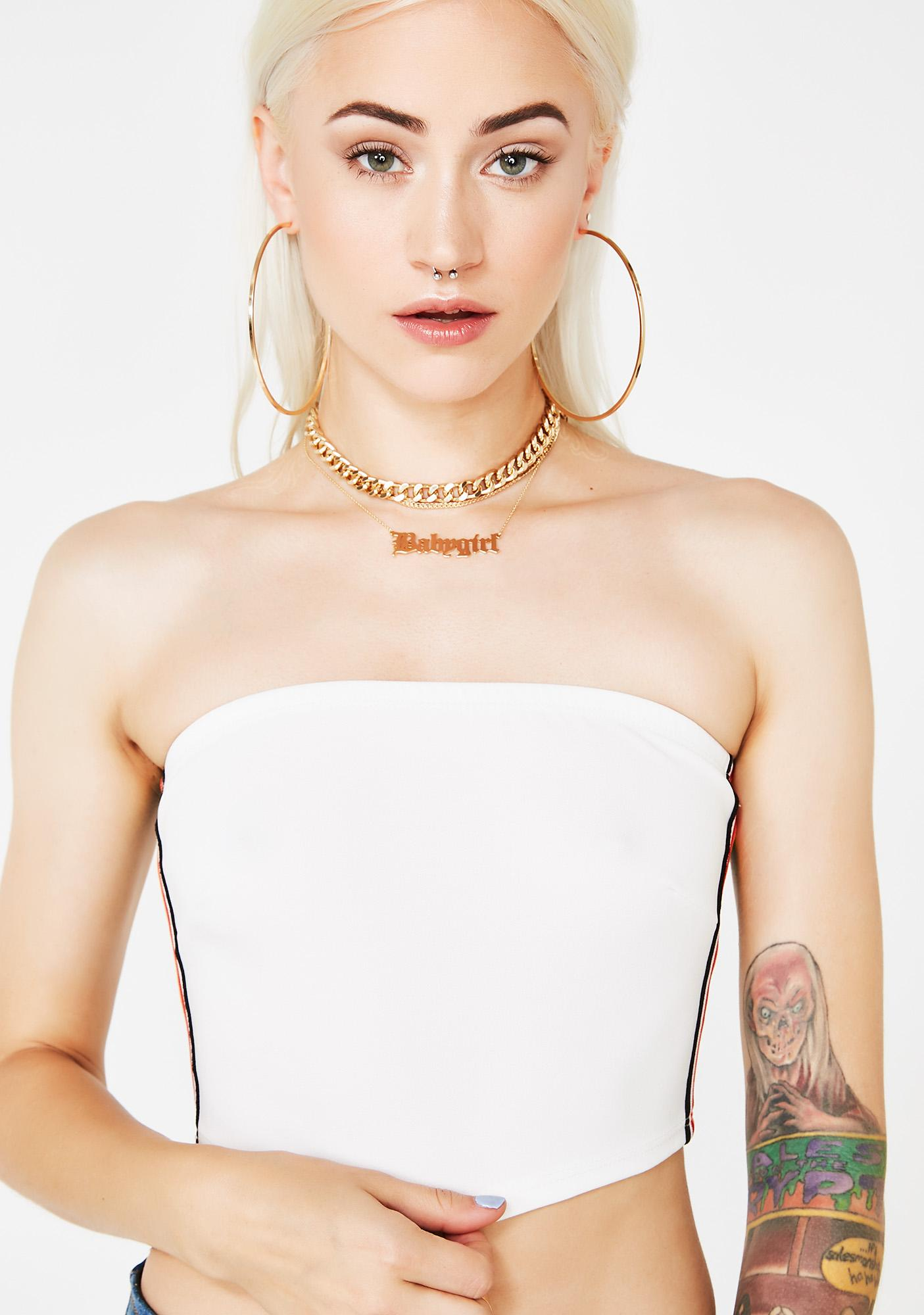 Show Stopper Tube Top