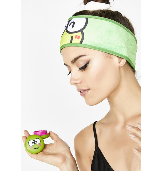 The Crème Shop Keroppi Spa Headband