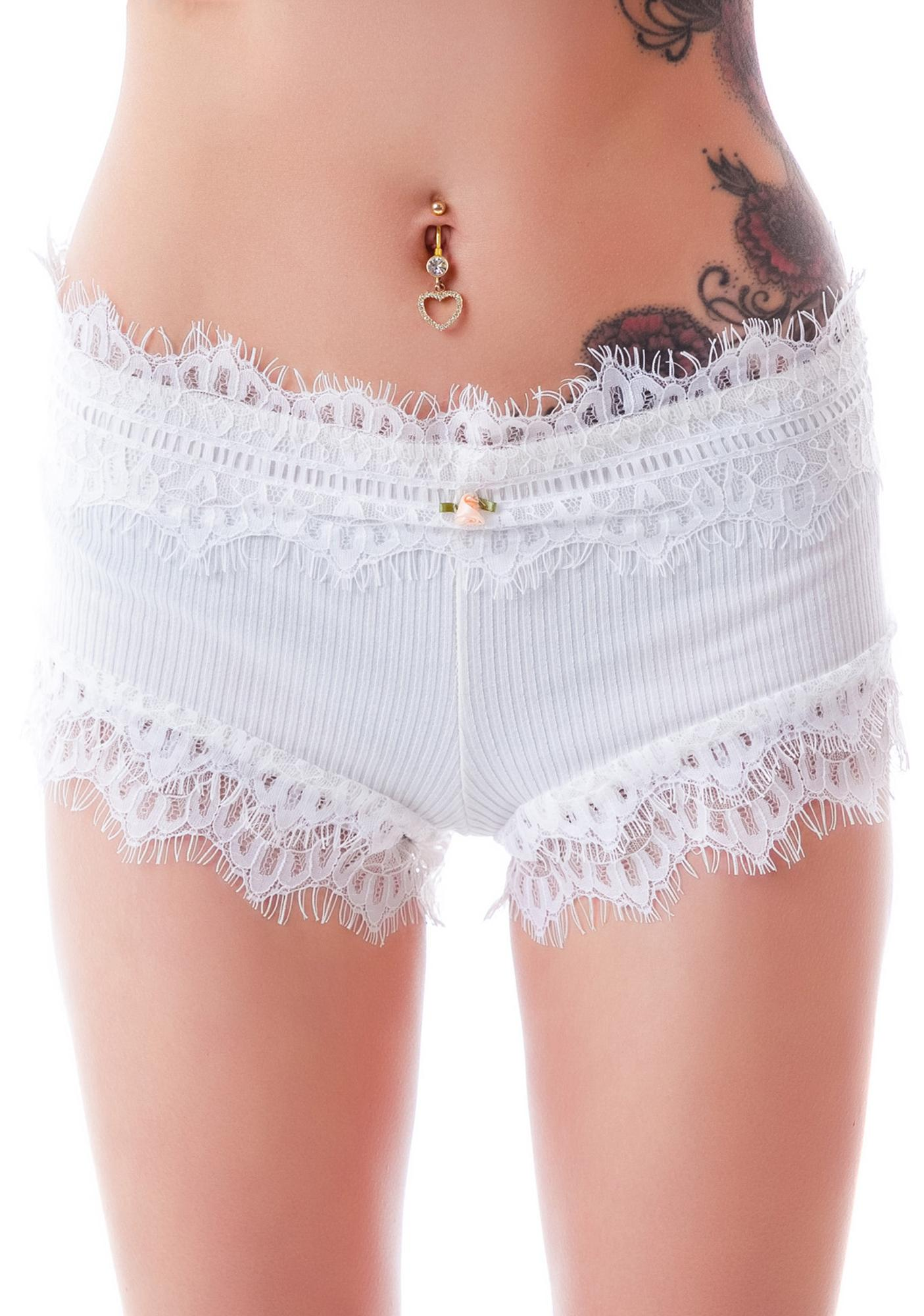 For Love & Lemons For Love & Lemon Little Lolita Brief