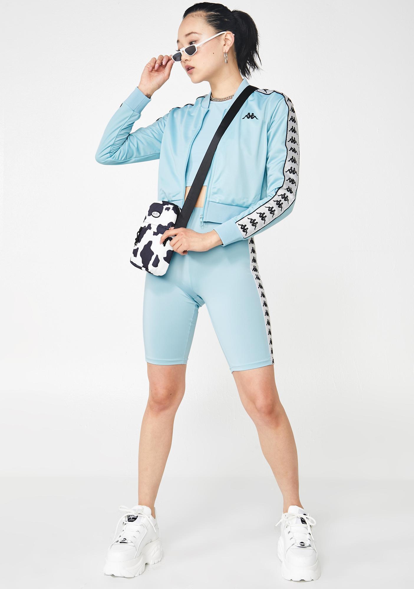 Kappa Berry 222 Banda Asber Crop Jacket