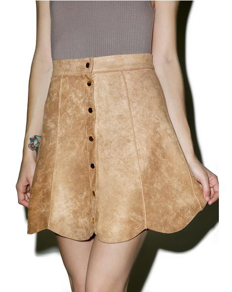 Abbey Mini Skirt