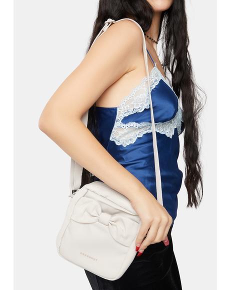 Stone Ballerina Crossbody Bag
