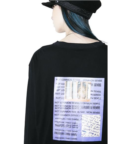 Guilty Long Sleeve Tee
