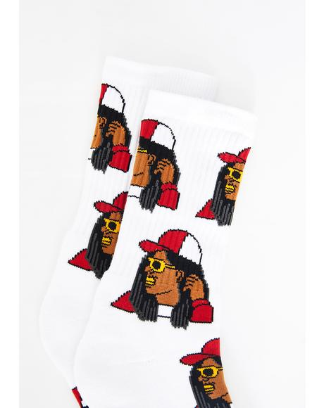 Crunk Socks