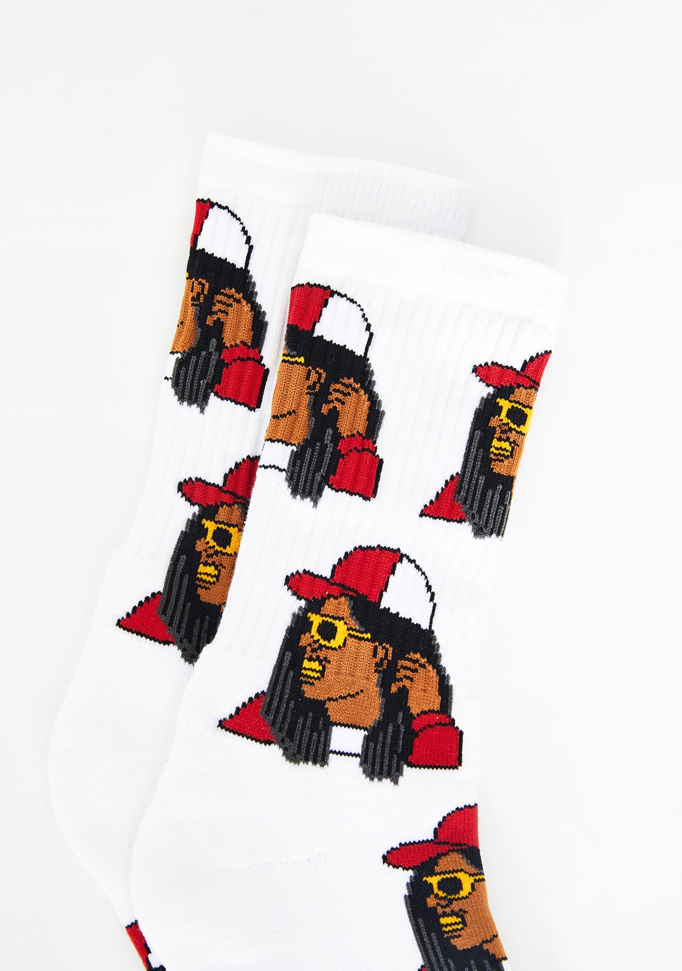 40s & Shorties Crunk Socks