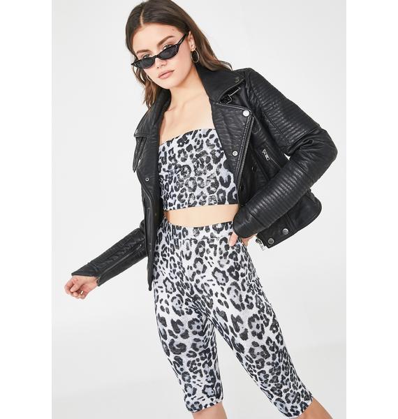 Wild Violation Leopard Set