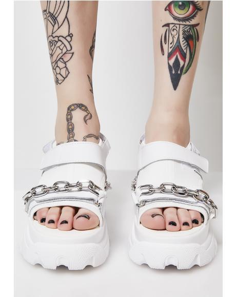 Rylie Platform Sandals