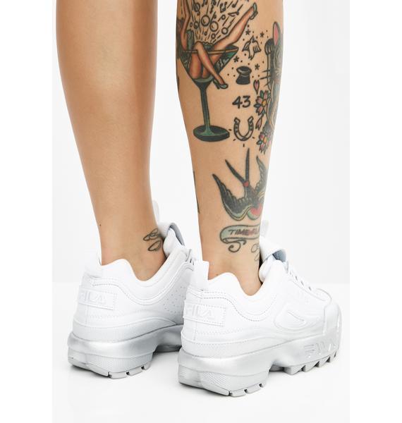 Fila Disruptor II Premium Fade Sneakers