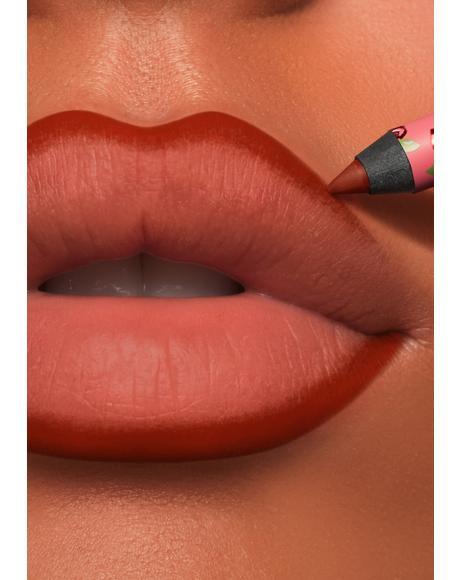Pumpkin Velvetines Lip Liner