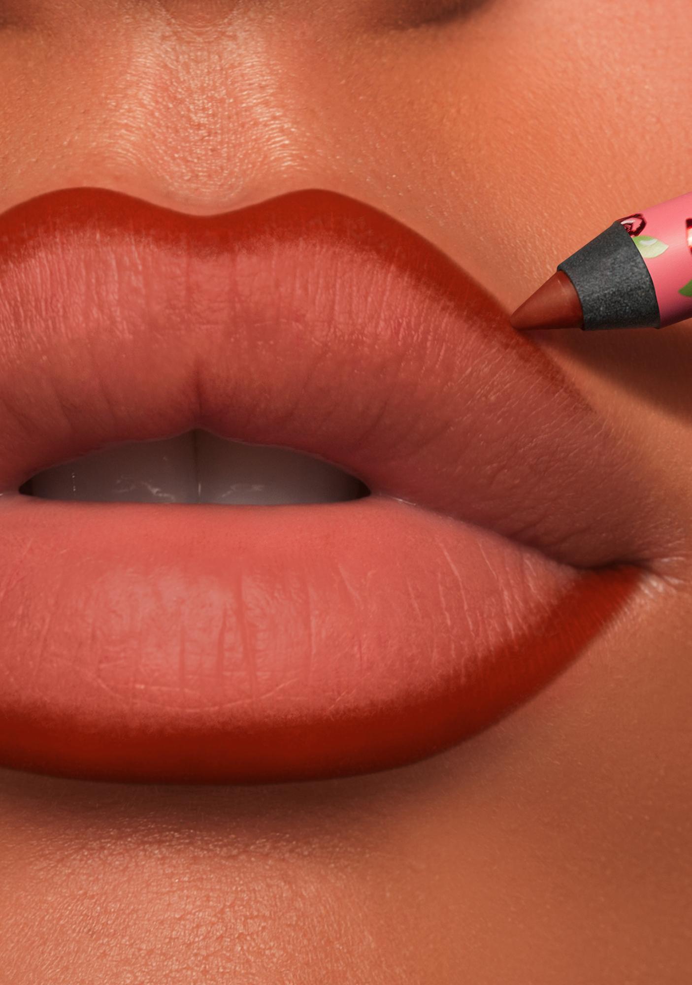 Lime Crime Pumpkin Velvetines Lip Liner