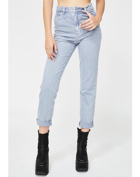 Heather Dusters Denim Jeans