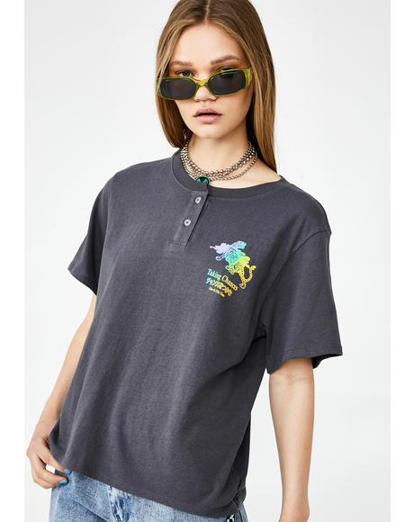 Taking Chances Graphic Tee