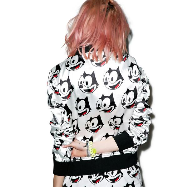 Joyrich Felix Color Block Reverse Jacket