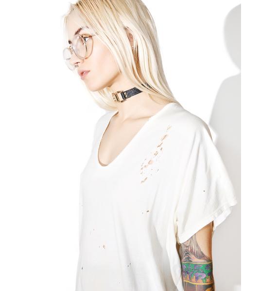 Wear N Tear T-Shirt Dress