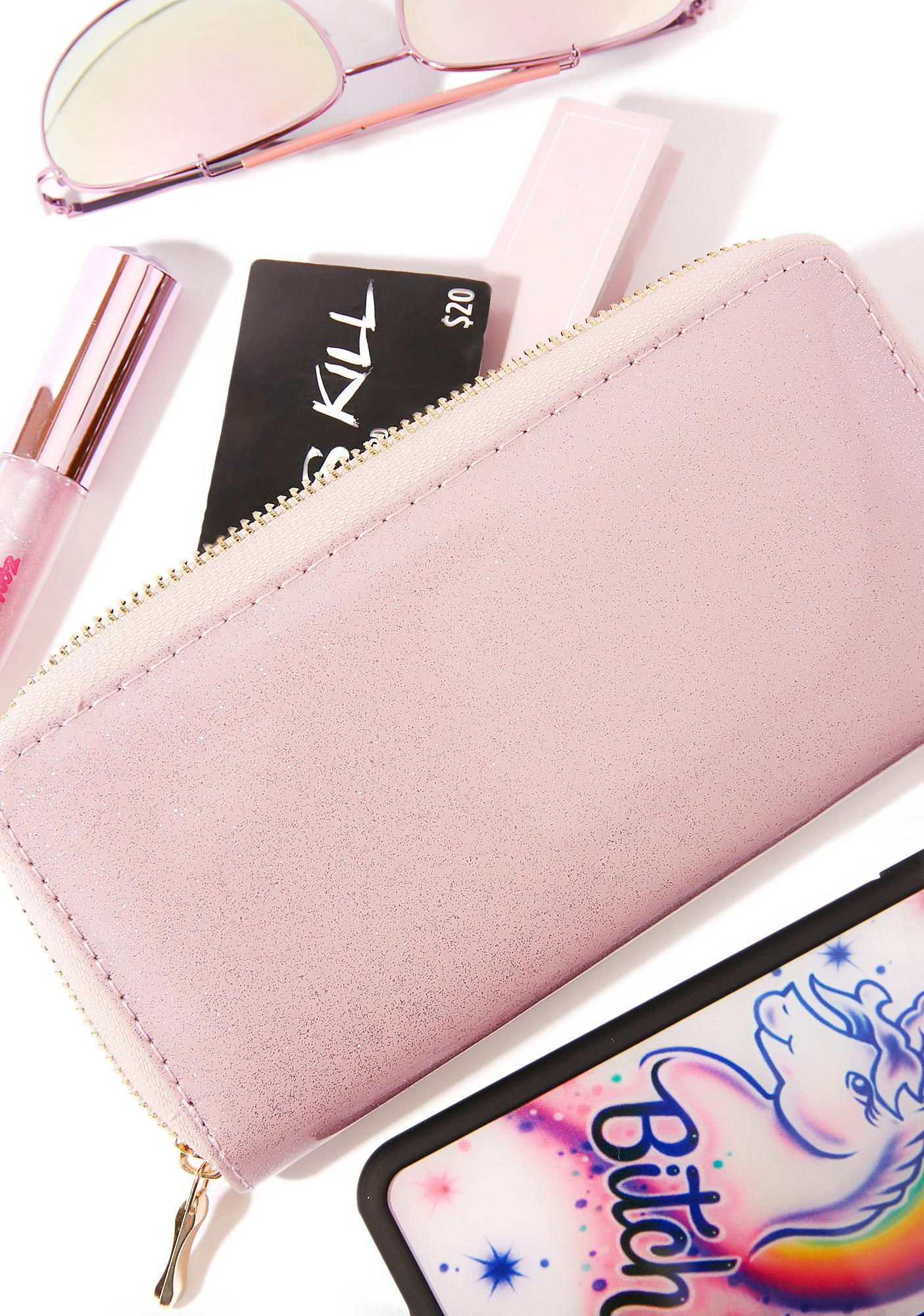Paper Princess Sparkle Wallet