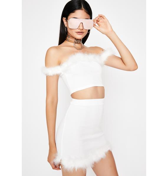 Purely Clique Bait Skirt Set