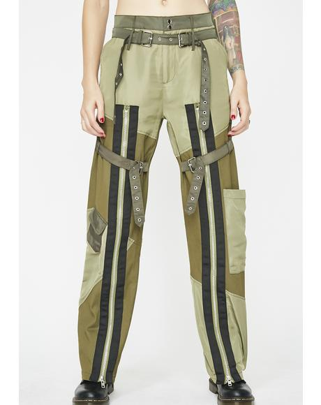 Feed The Beast Cargo Pants