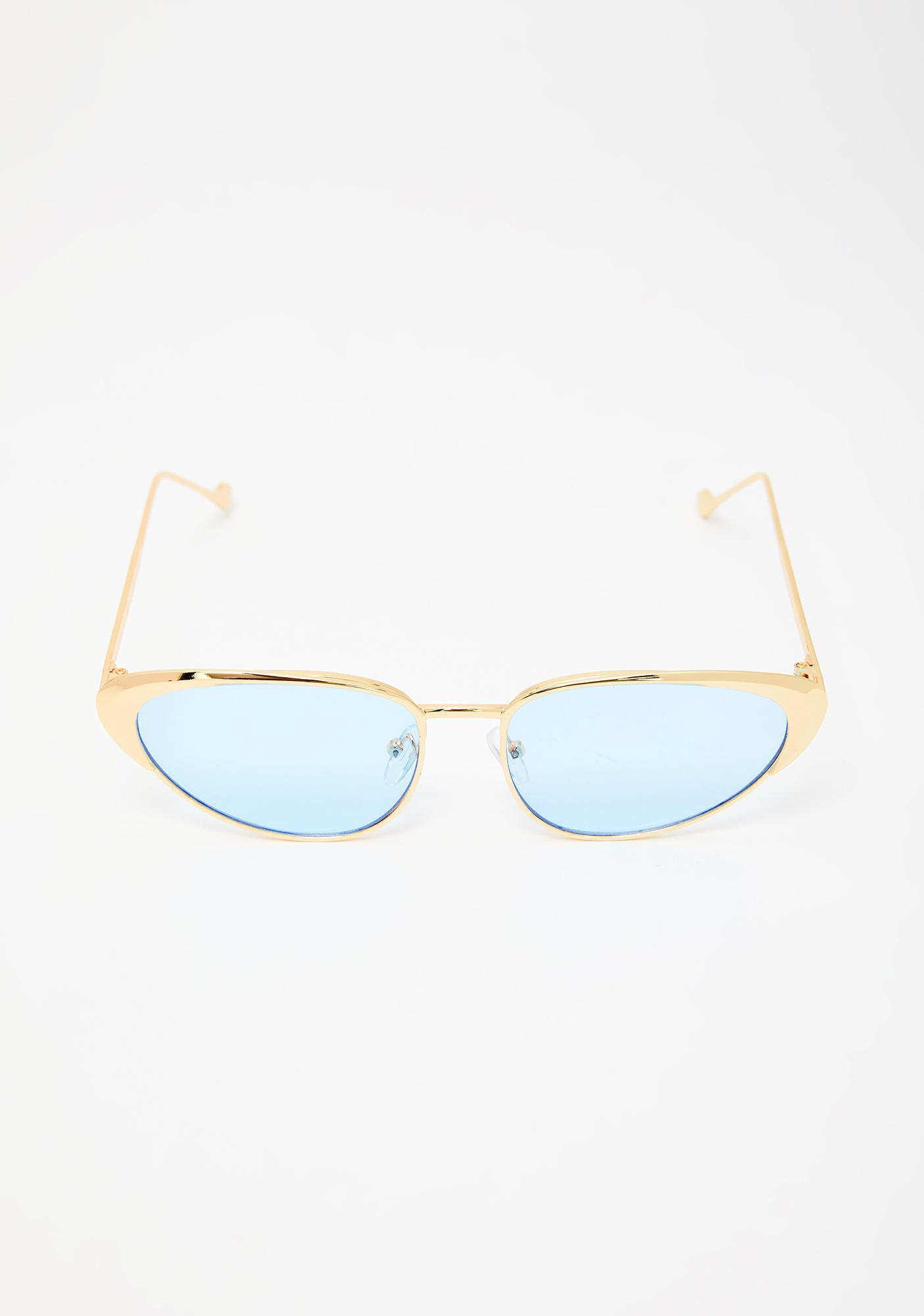 Sky Total Wannabe Cat Eye Sunglasses