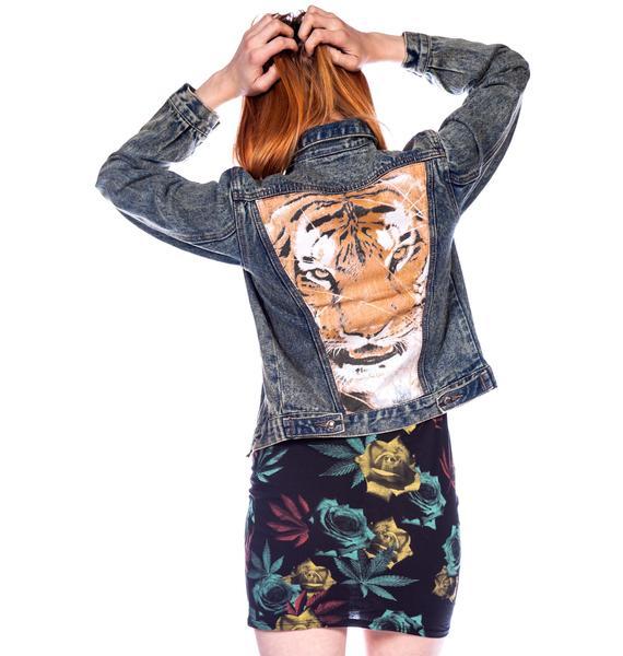 Somedays Lovin Wild One Denim Jacket