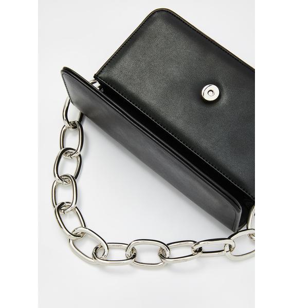 Not Available Chain Handbag
