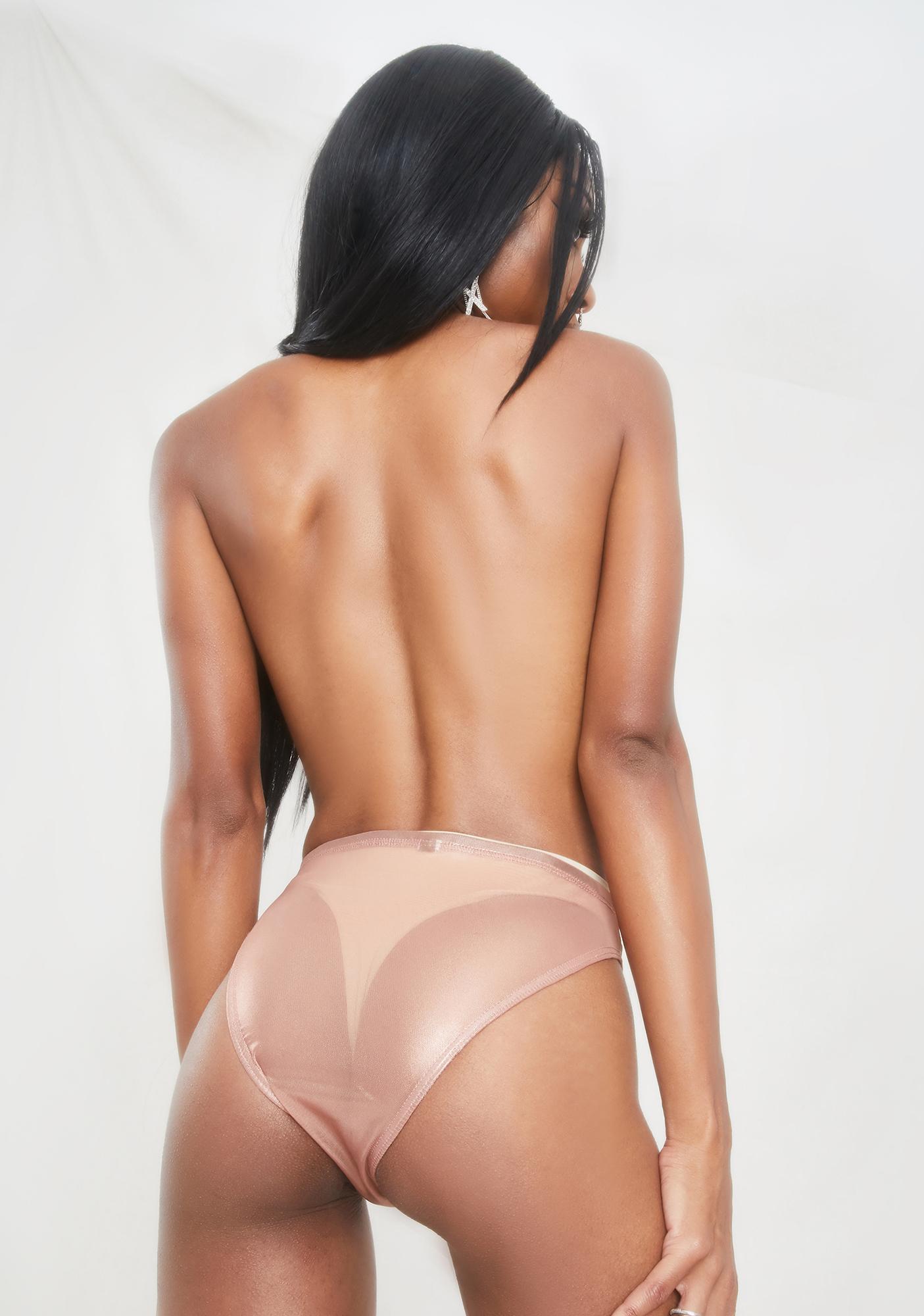 RXCH Rose High Waist Panties