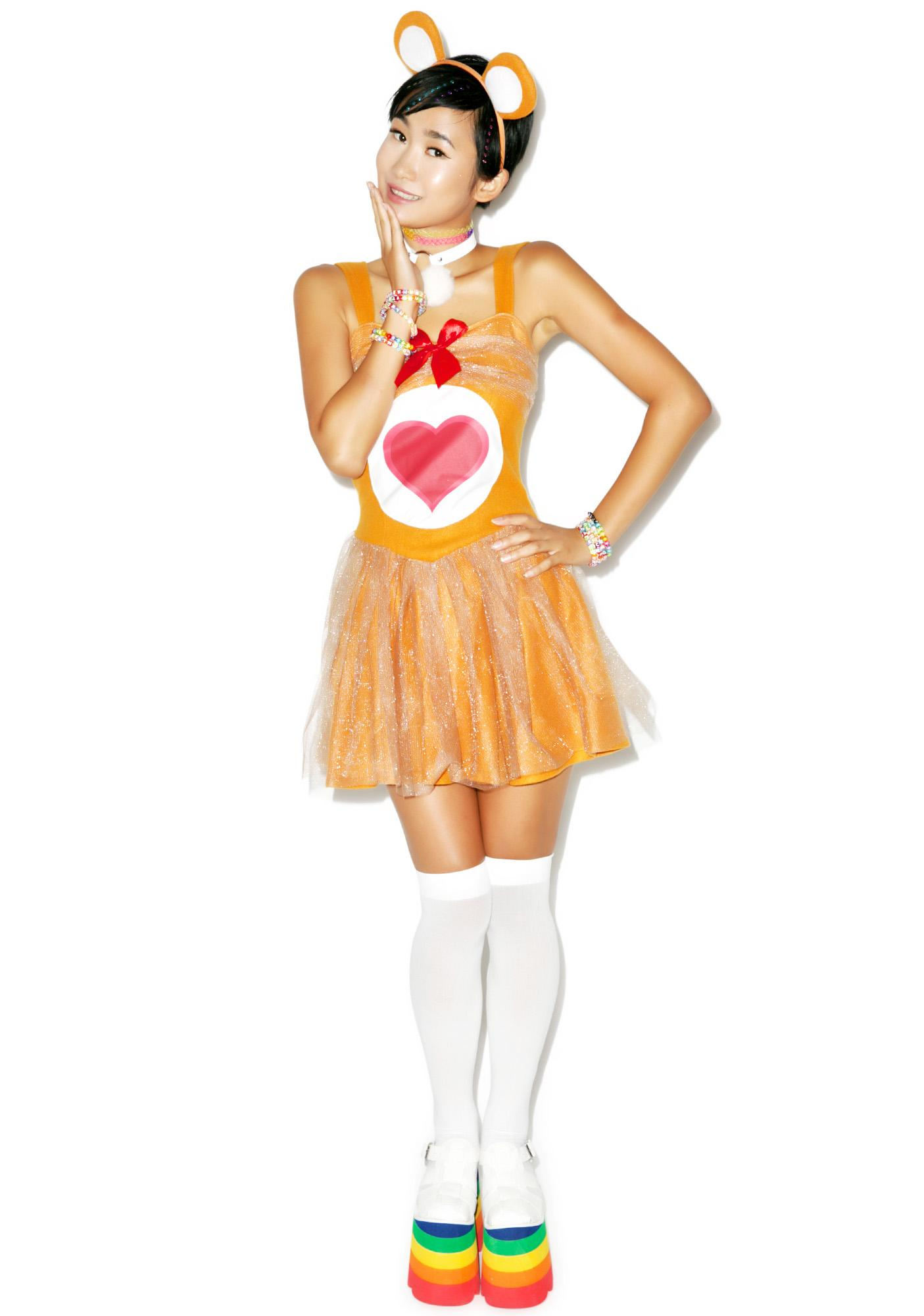 Tender Heart Bear Costume