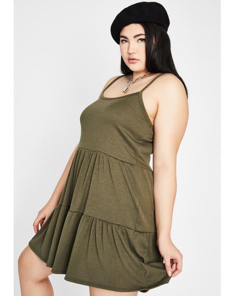 Her Ivy Wicked Impulse Mini Dress