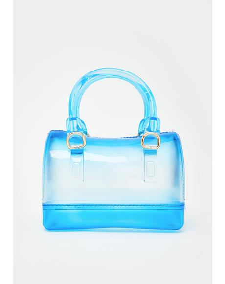 Let 'Em Look Transparent Handbag