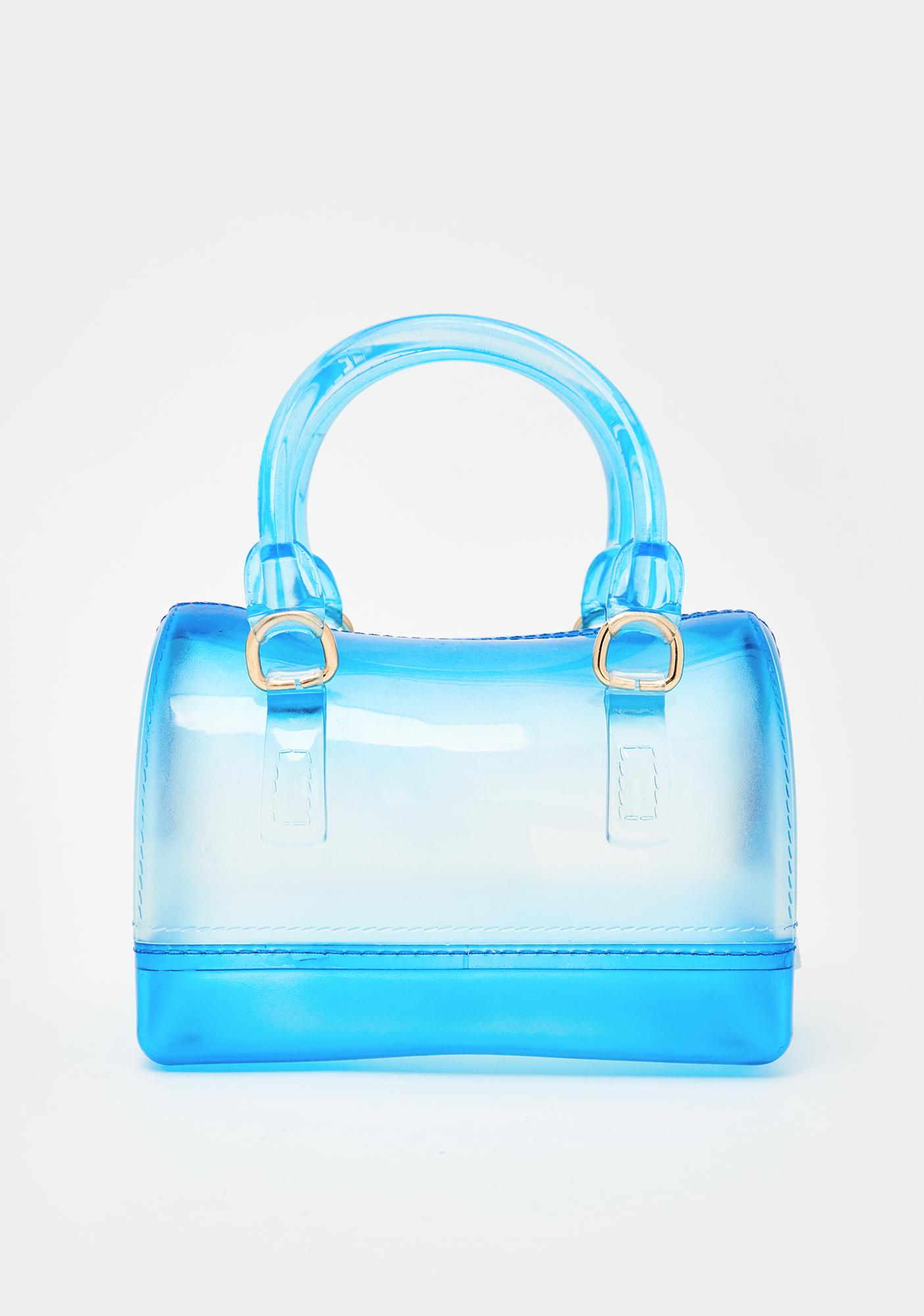 Let 'Em Look Transparent Handbag