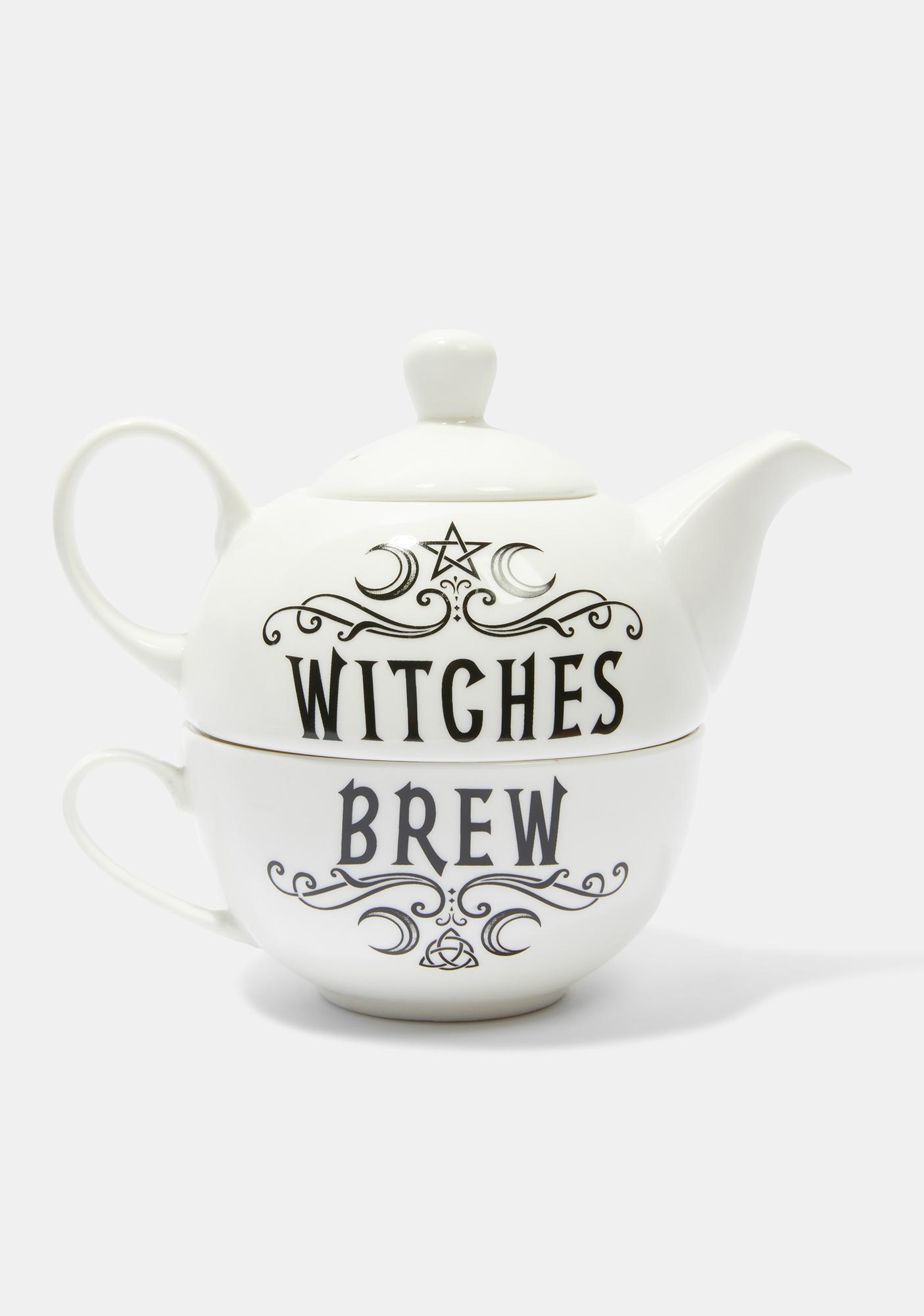 Alchemy England Witches Brew Tea For One Set