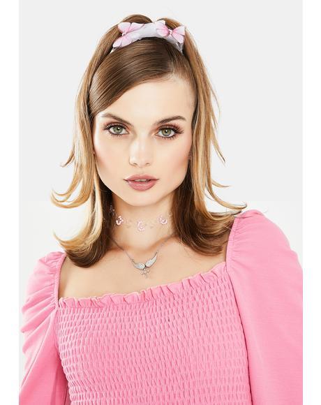 Purely Quick Fix Hair Scrunchie