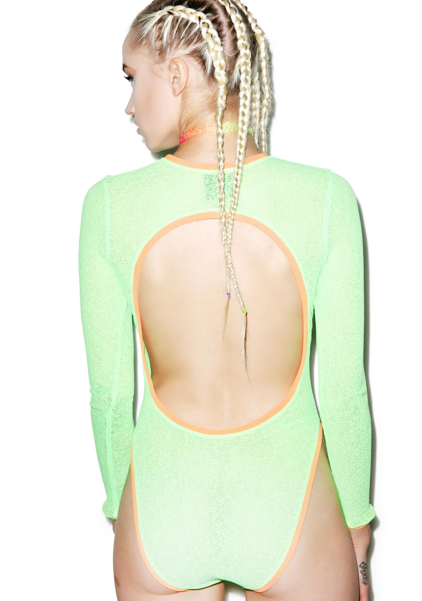 Mamadoux Slime Suit