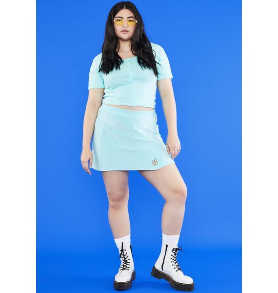 dELiA*s by Dolls Kill It's The Girls Room Mini Skirt