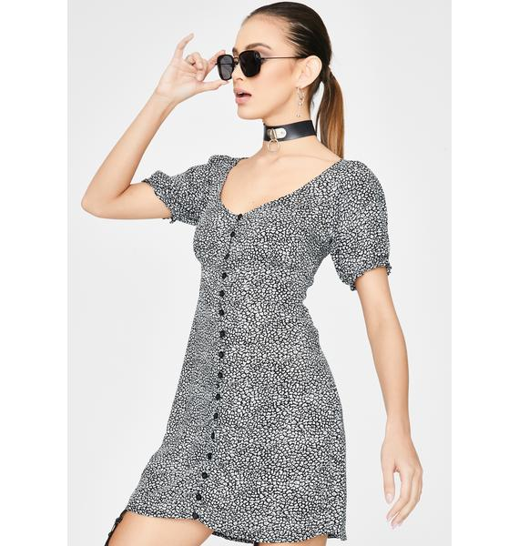 Motel Montero Mini Dress