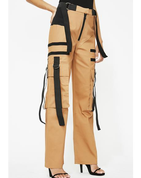 She Badd Cargo Pants