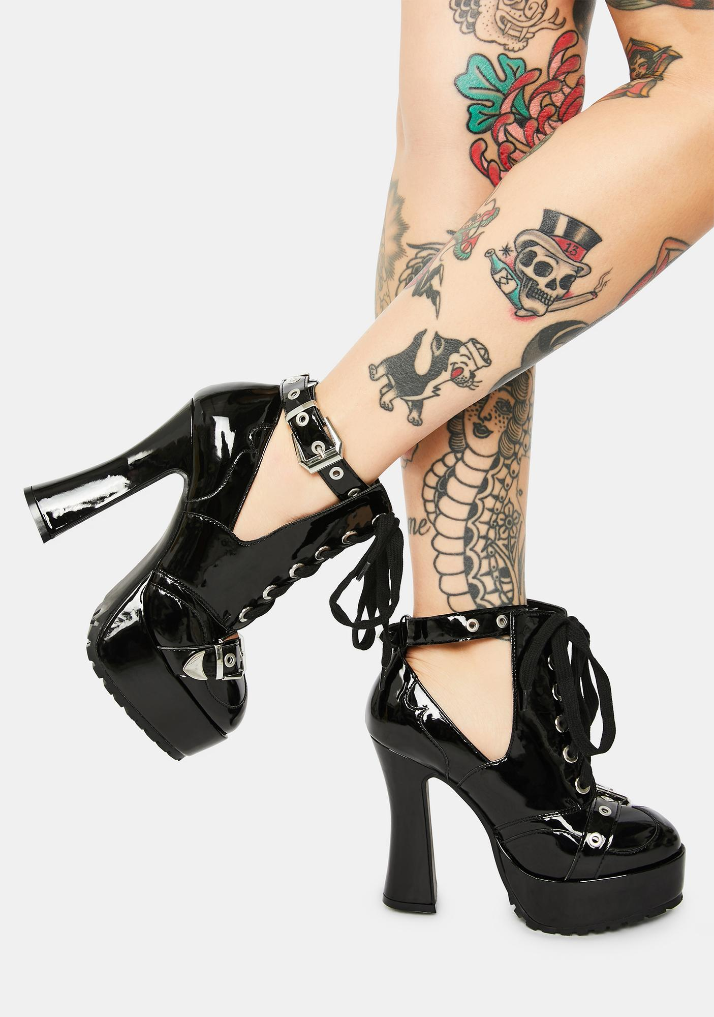 Passion Filled Love Heels