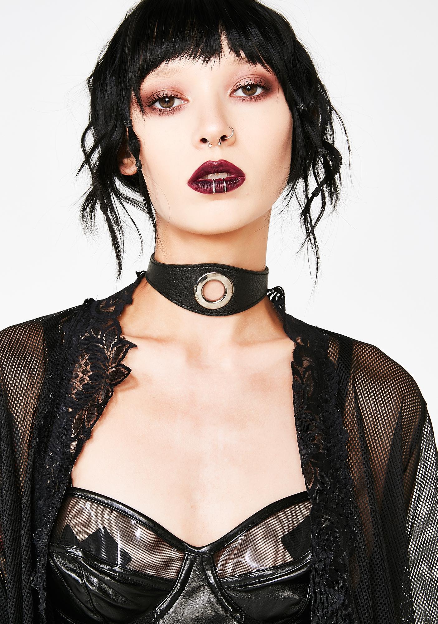 Kiki Riki Ritual Romance O-Ring Collar