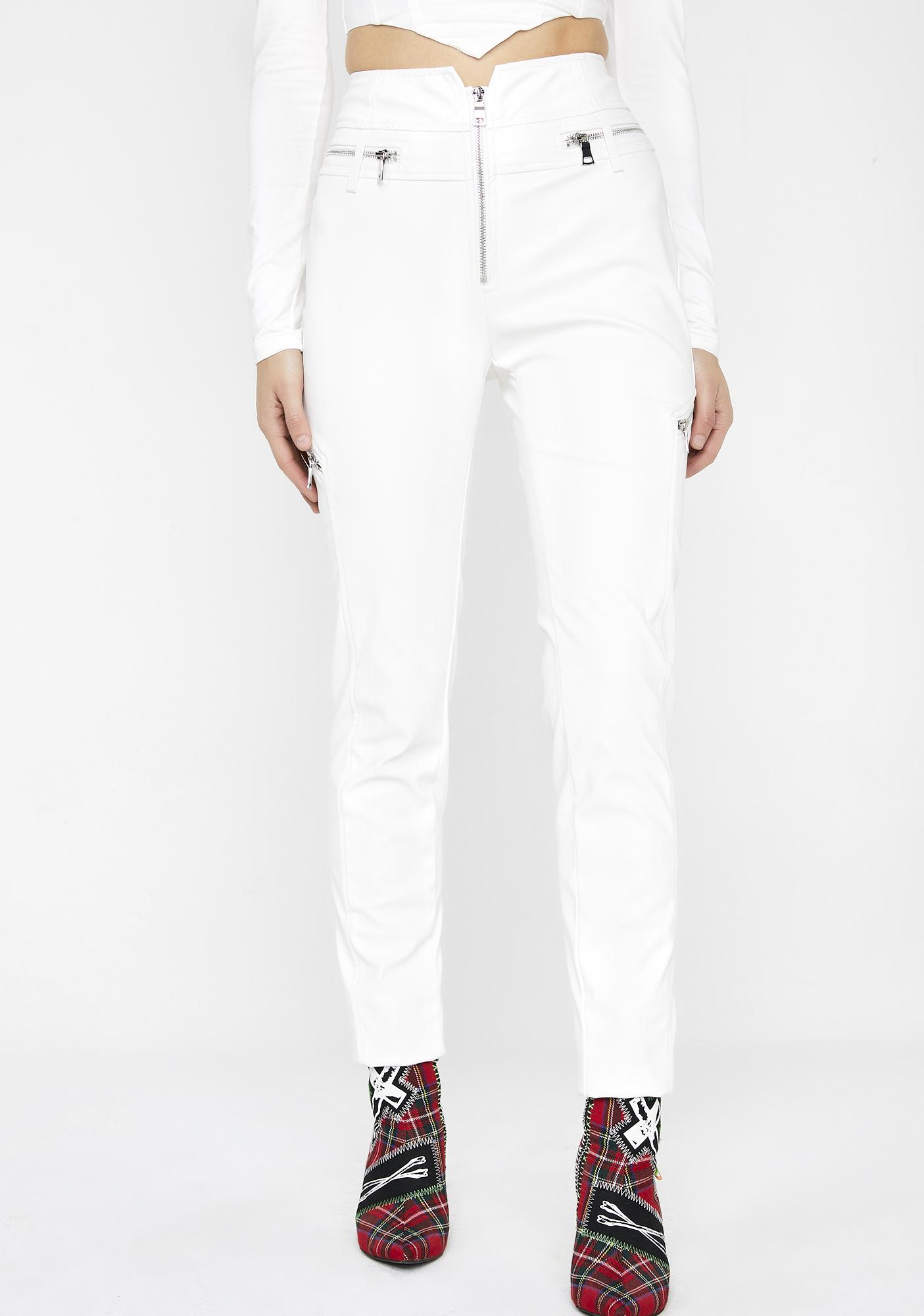Tiger Mist Icy Lennon Pants