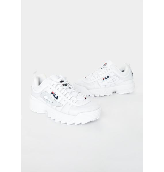 Fila Disruptor 2 Monomesh Sneakers