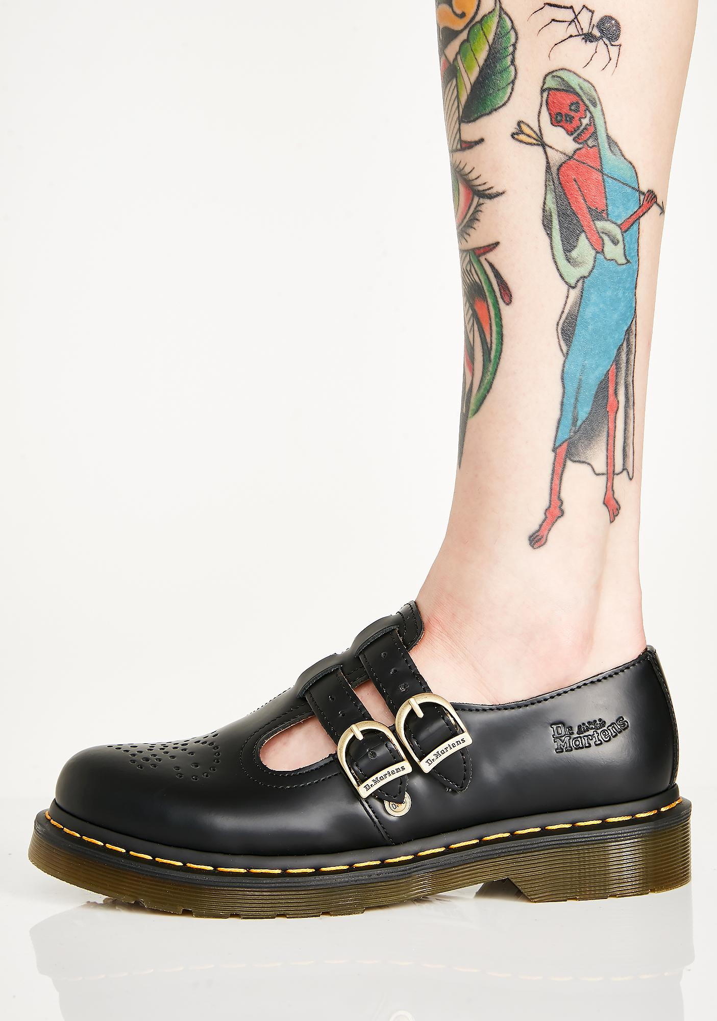 Dr. Martens 8065 Mary Jane Flats